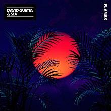 David Guetta & Sia - Flames (Acapella & Instrumental) | MS Project Sound