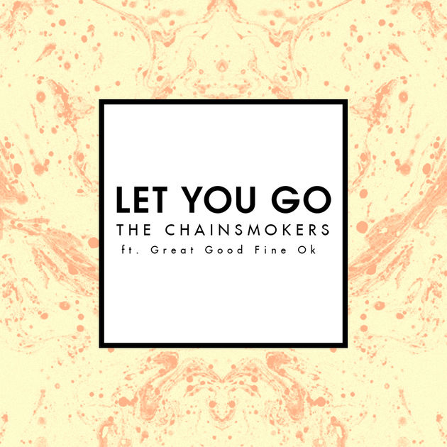 The Chainsmokers Ft  GGFO - Let You Go (Acapella & Instrumental