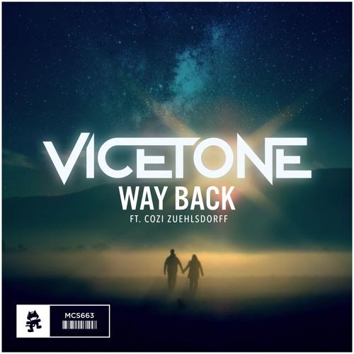 Vicetone Ft  Cozi Zuehlsdorff - Way Back (Acapella