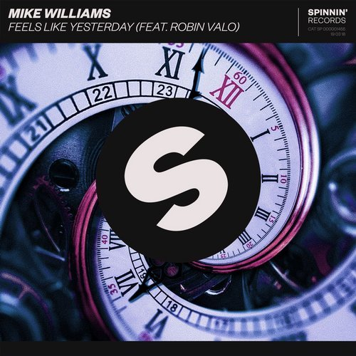 Mike Williams feat  Robin Valo - Feels Like Yesterday