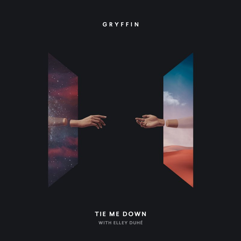 Gryffin feat  Elley Duhe - Tie Me Down (Acapella & Instrumental