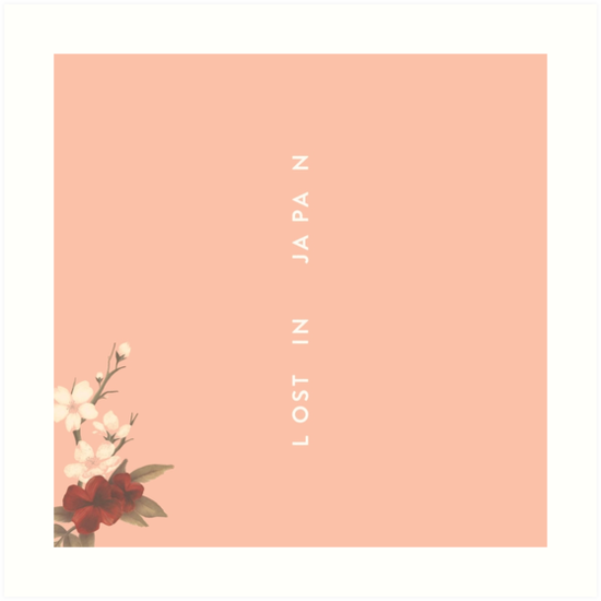 Shawn Mendes - Lost In Japan (Acapella & Instrumental)   MS
