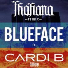Blueface ft  Cardi B - Thotiana (Remix) (Acapella & Instrumental