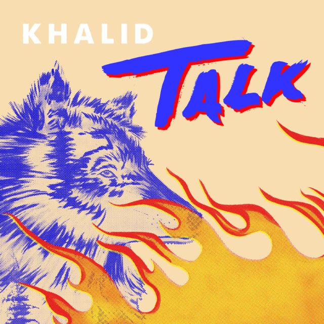 Khalid ft  Disclosure - Talk (Acapella & Instrumental) | MS