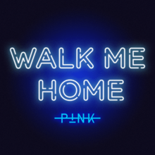 Pink - Walk Me Home (Acapella & Instrumental) | MS Project Sound
